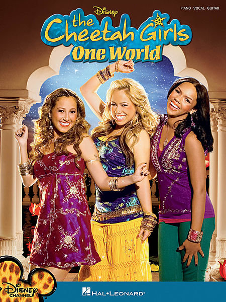 Les Cheetah Girls 3 : un monde unique affiche