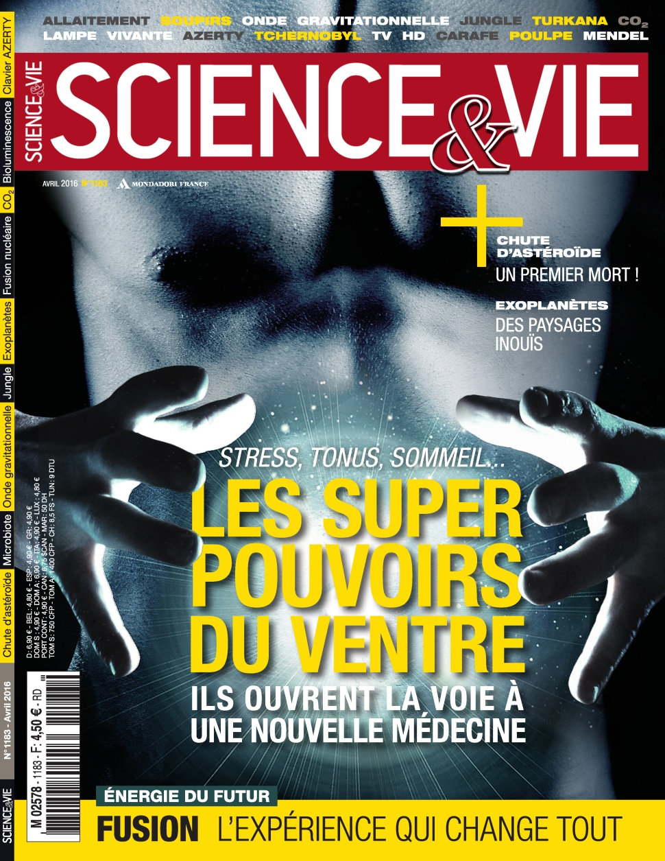 Science & Vie N°1183 - Avril 2016