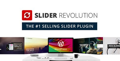 CodeCanyon - Slider Revolution v5.2.4 - Responsive WordPress Plugin - 2751380