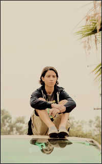 Lorenzo James Henrie. Bysh