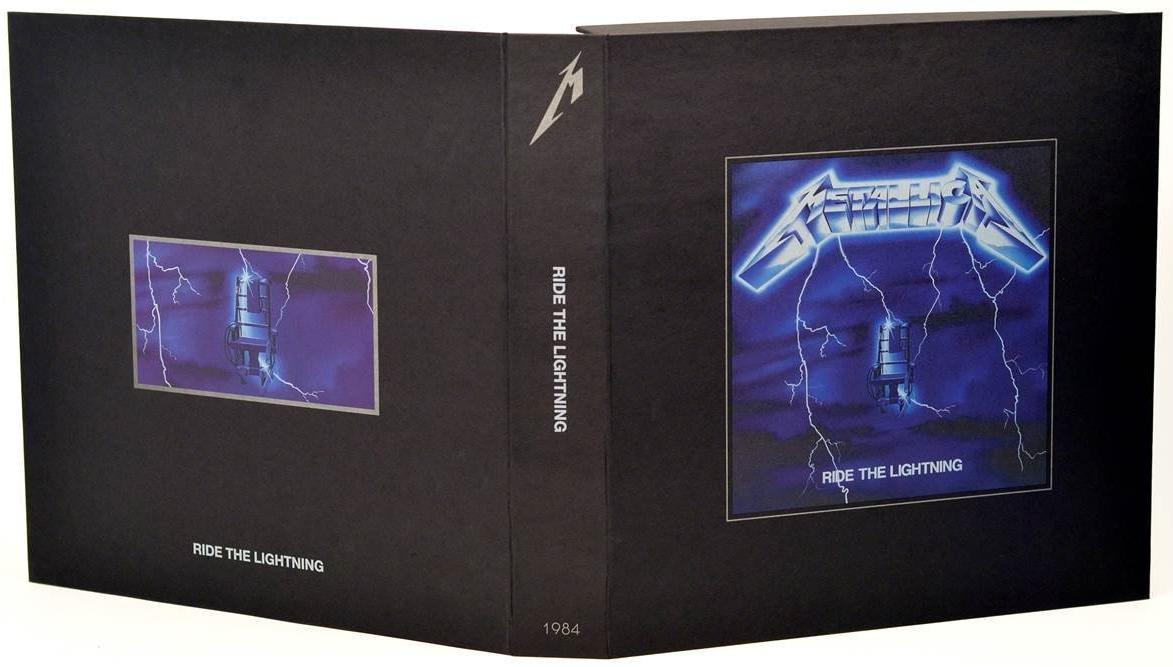 Metallica : Ride The Lightning Collector's Edition