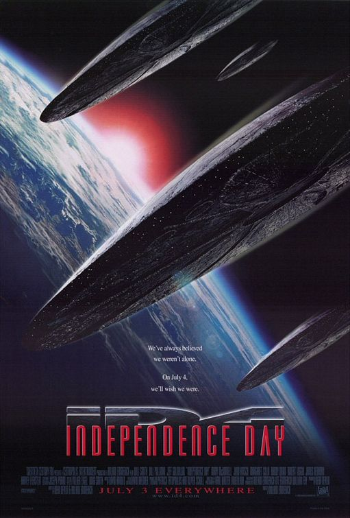 Independence Day affiche