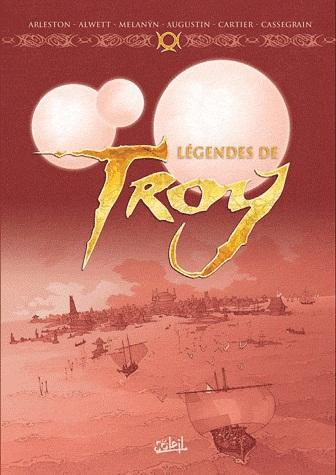 Les Légendes de Troy Collection