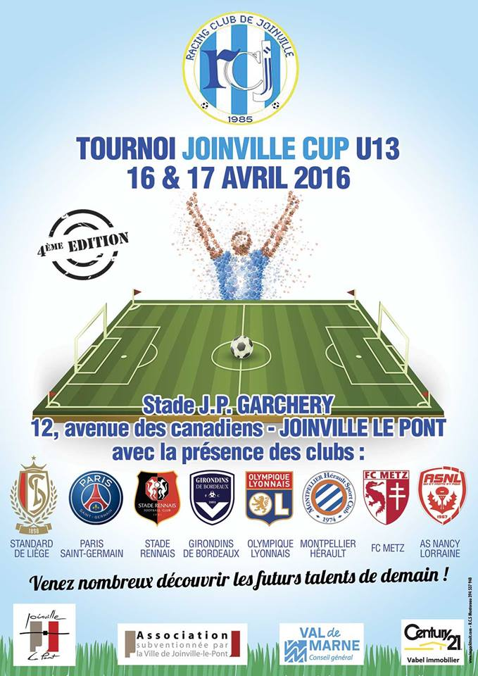 Cfa Girondins : Joinville Cup U13, le bilan - Formation Girondins