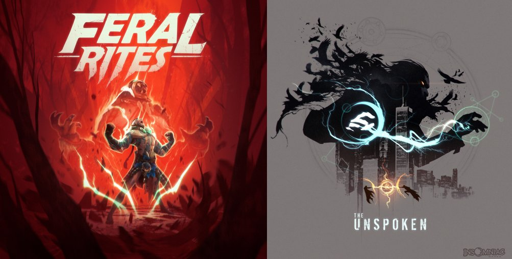 Insomniac Games : Feral Rites / The Unspoken