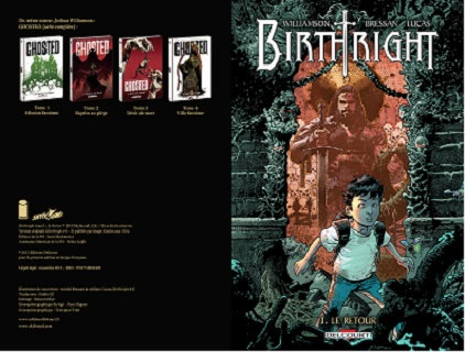 Birthright - Tome 1