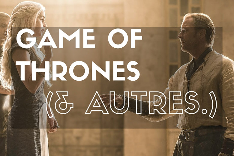 Game of Thrones, tous les articles