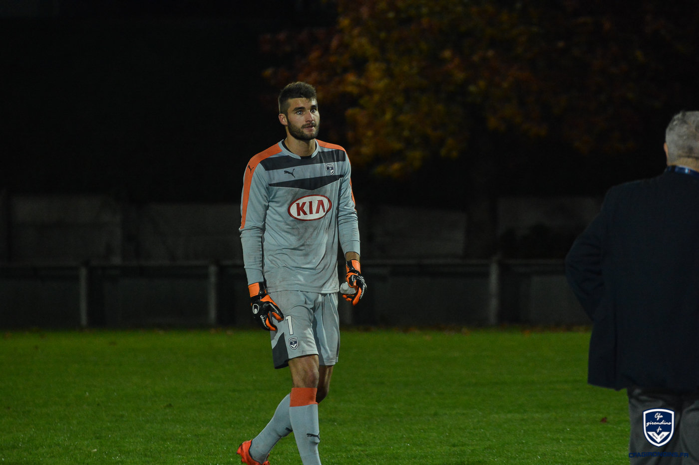 Cfa Girondins : Simon Lefebvre arrête le football, Robin Lebourg ouvre un bar - Formation Girondins