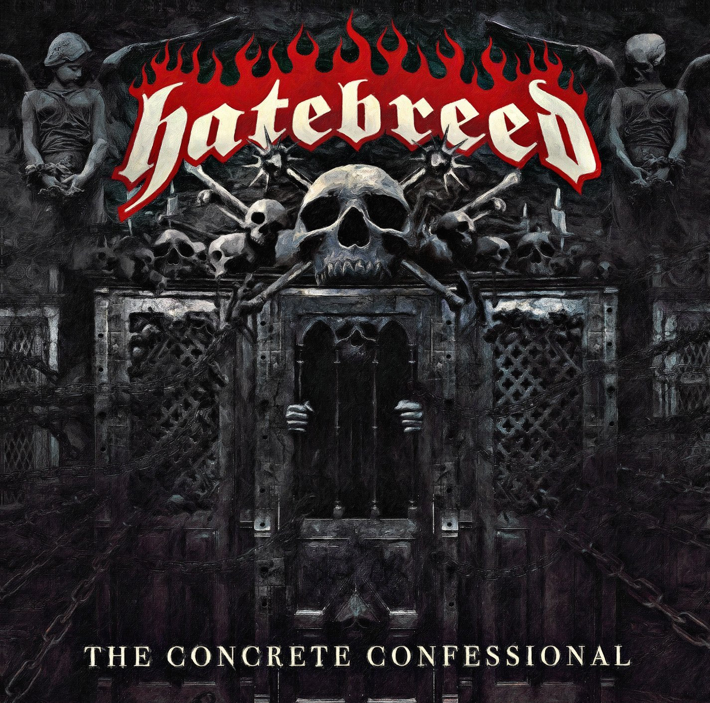 Hatebreed : The Concrete Confessional
