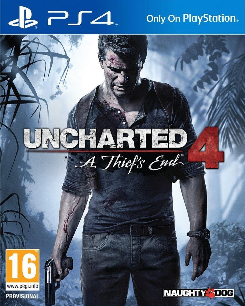 Uncharted 4 : A Thief''s End