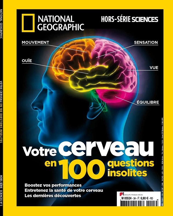 National Geographic Hors-Série Sciences N°3