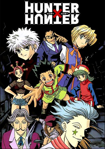 Telecharger Hunter X Hunter (1999) French