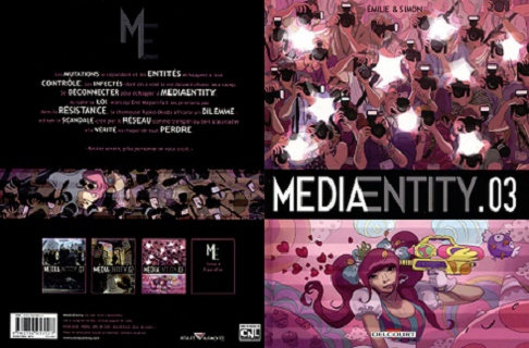 Mediaentity - Tomes 1 à 3