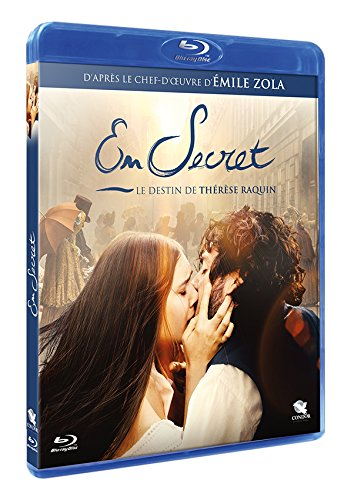 En Secret - Le Destin de Thérèse Raquin blu-ray