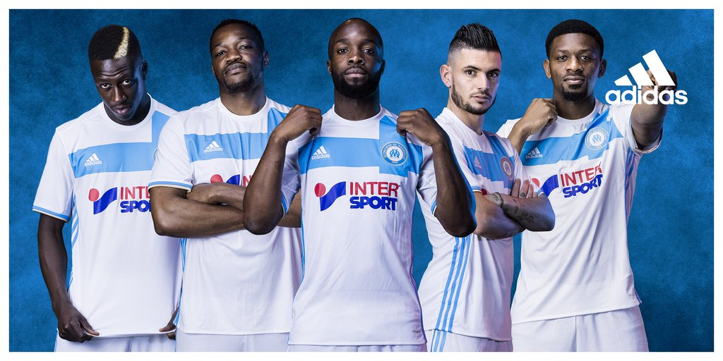 [Maillots OM] 2016-2017 1yed