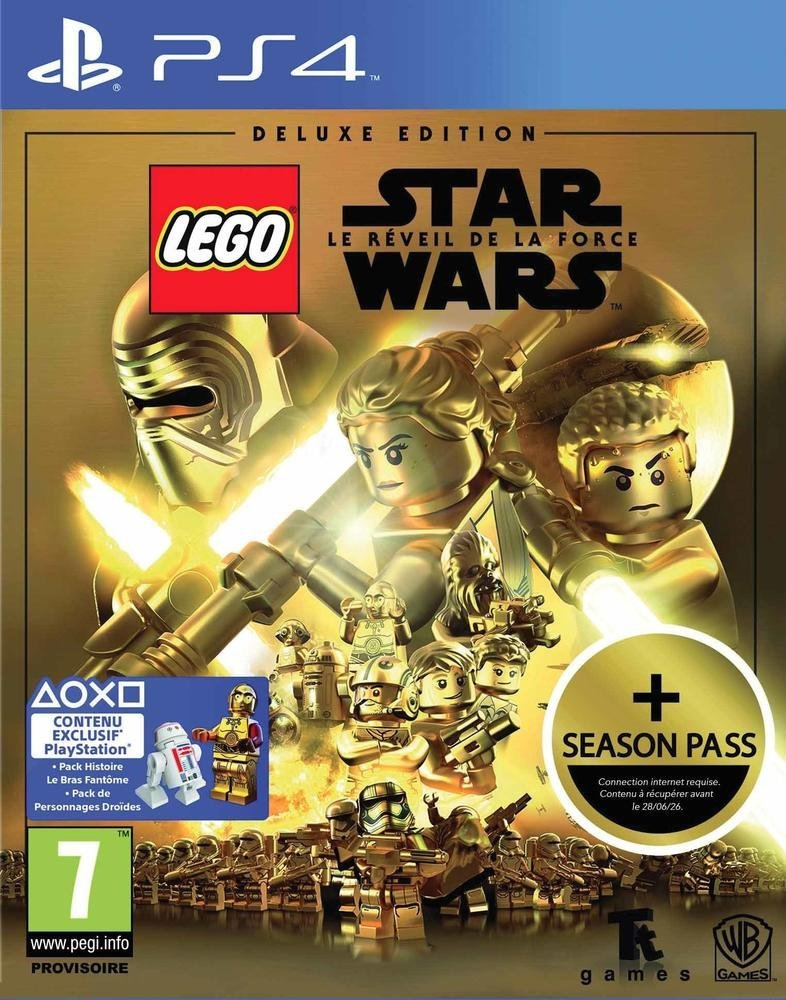 Lego Star Wars : Le Réveil De La Force Deluxe Edition