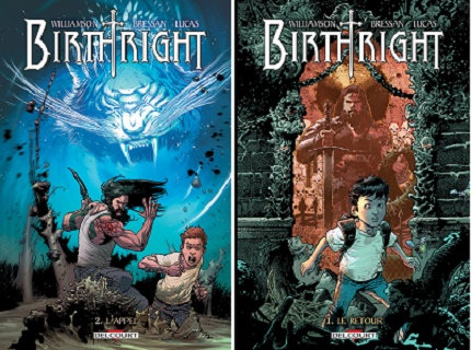 Birthright - Tomes 1 & 2