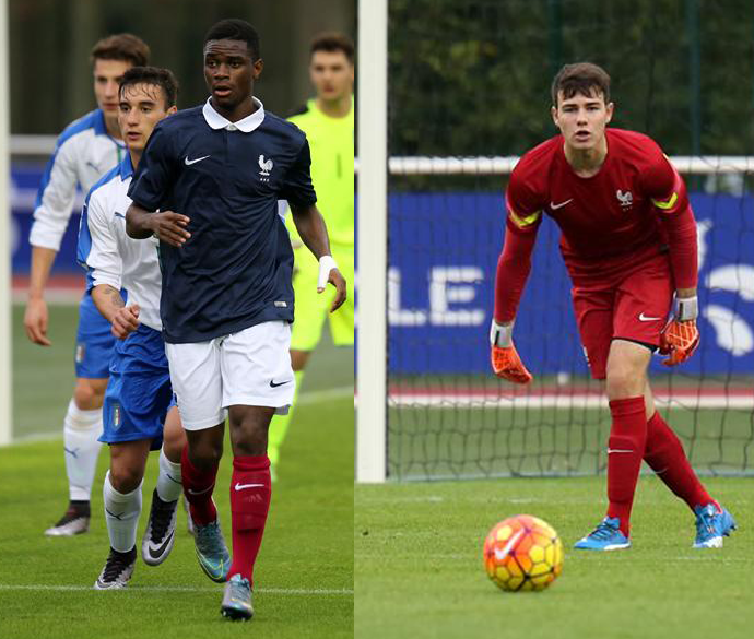 Cfa Girondins : L'Euro U17 commence demain pour les Bleuets - Formation Girondins