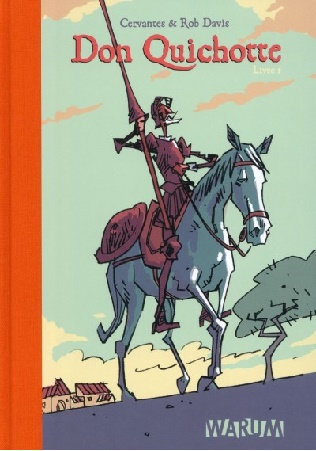 Don Quichotte - Tome 01