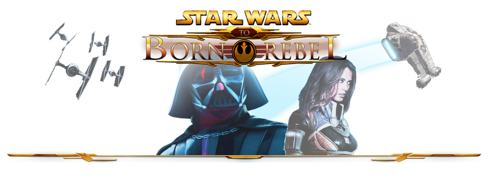 SW : Born to Rebel