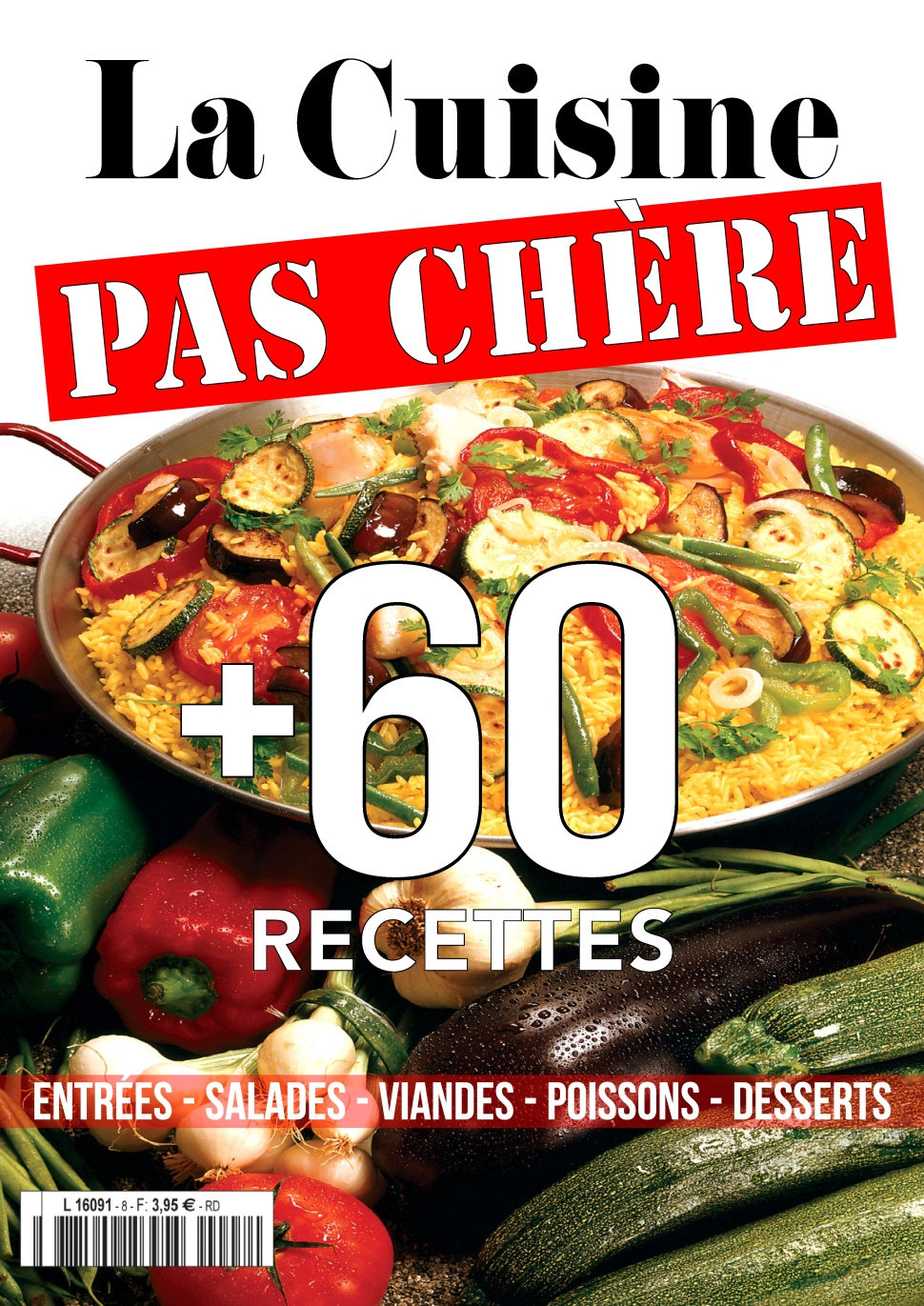 60 Recettes Faciles N°7 - 2016
