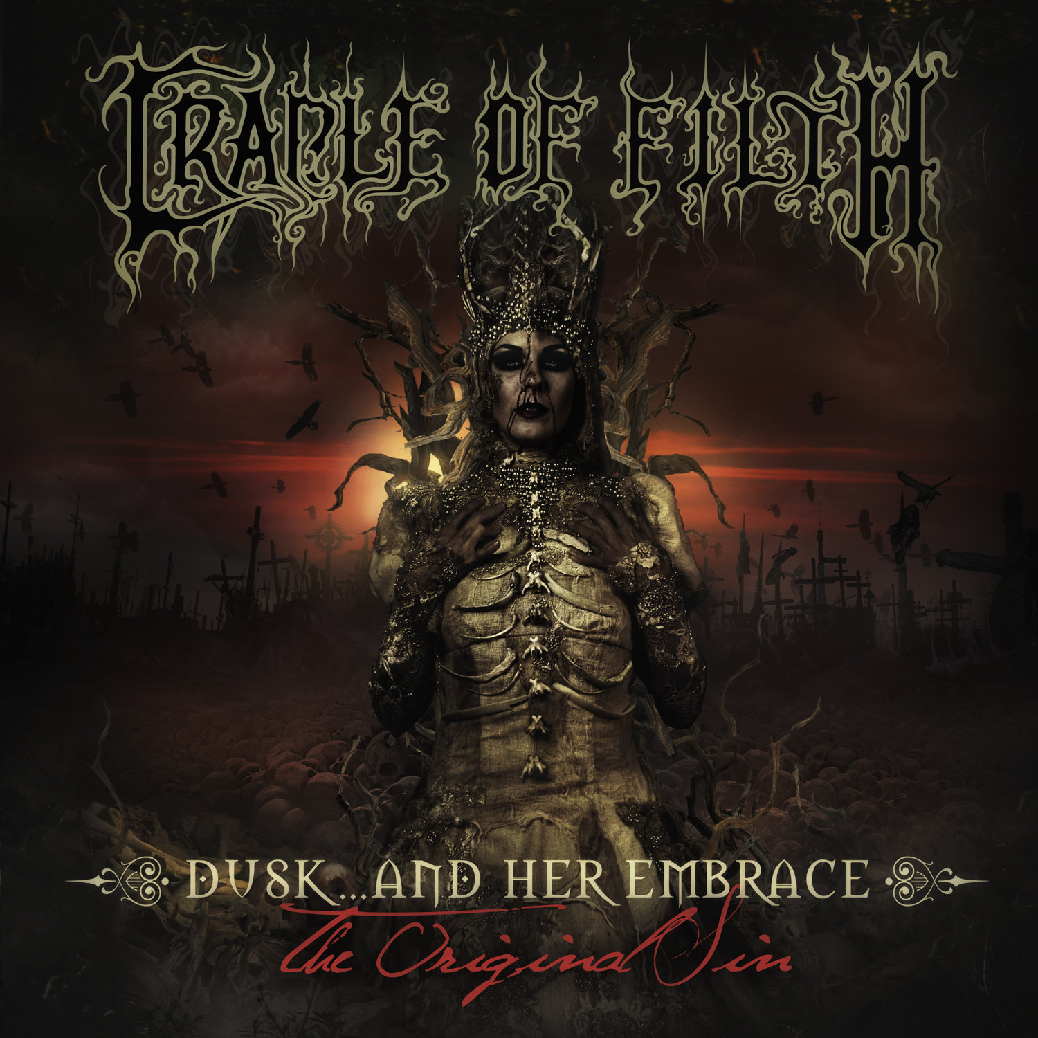 Cradle Of Filth : Dusk And Her Embrace : The Original Sin