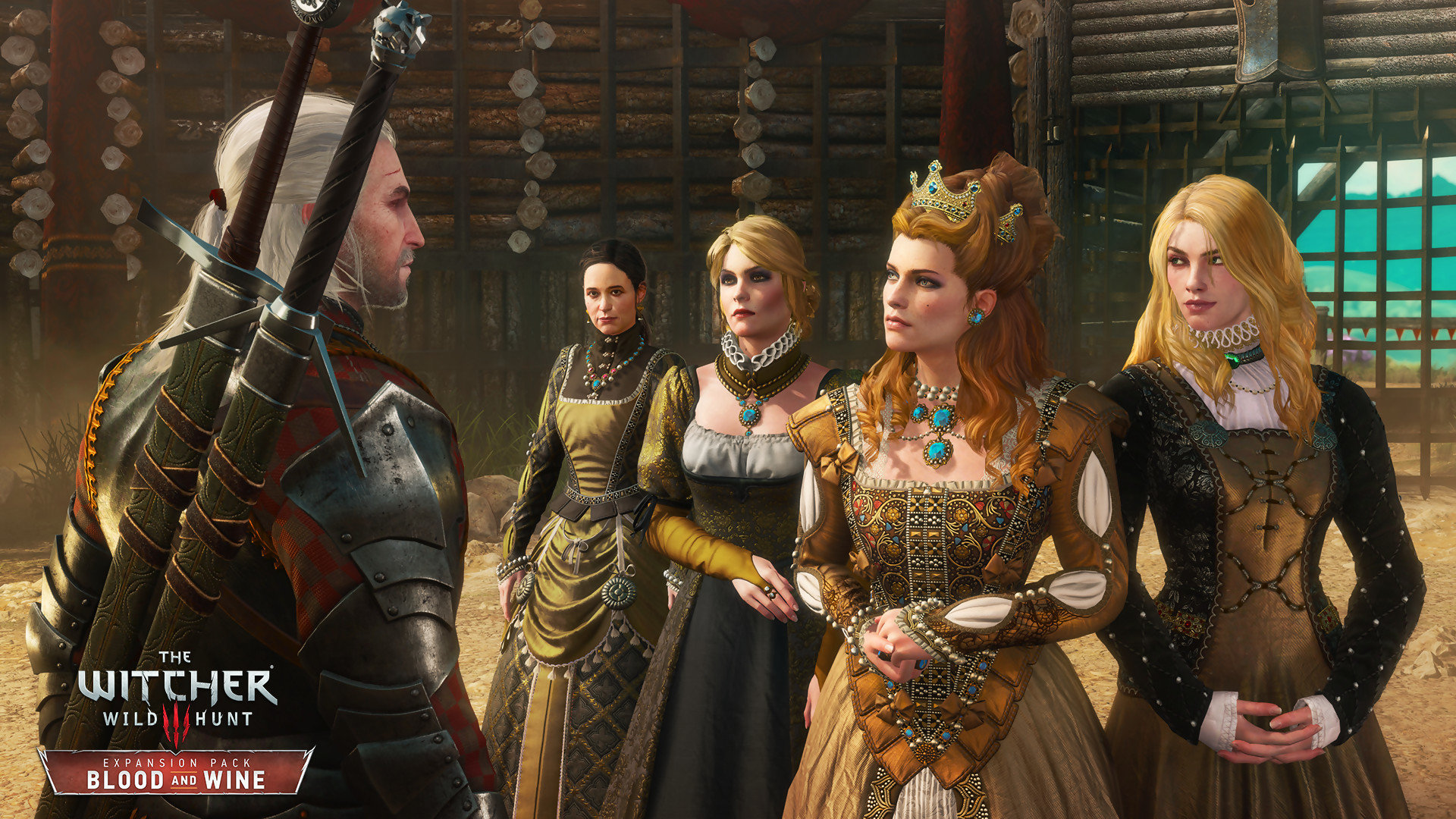 The Witcher 3 Wild Hunt : Blood And Wine