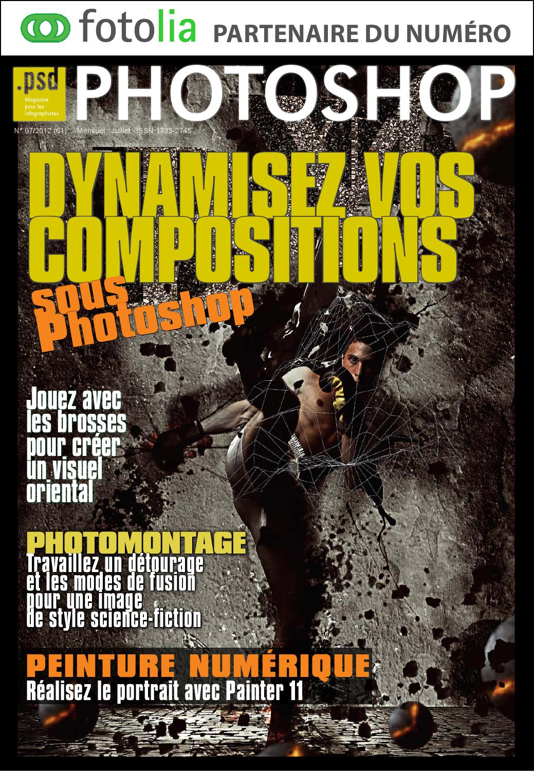 Photoshop No.61 - Dynamisez vos Compostions