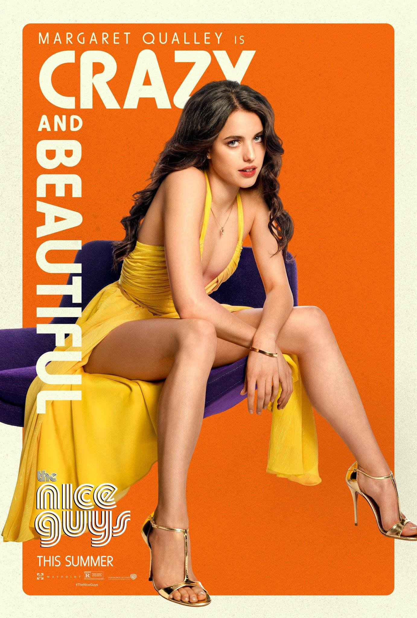Sorties Ciné : The Nice Guys : Margaret Qualley