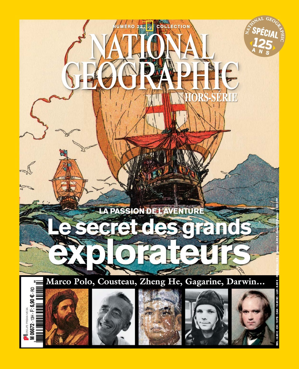 National Géographic Hors-Série Collection No.22