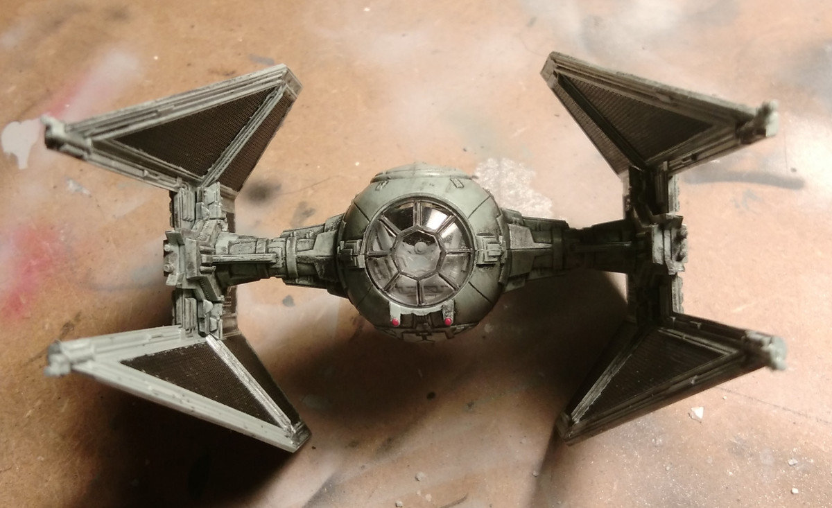 les forums star wars universe • [maquettes] star wars en