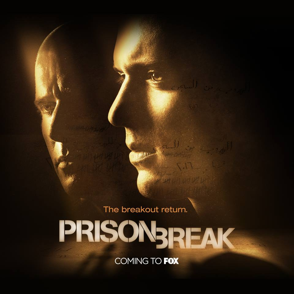 Prison Break : Saison 5