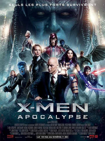 X-Men: Apocalypse [BDRiP | TRUEFRENCH ]