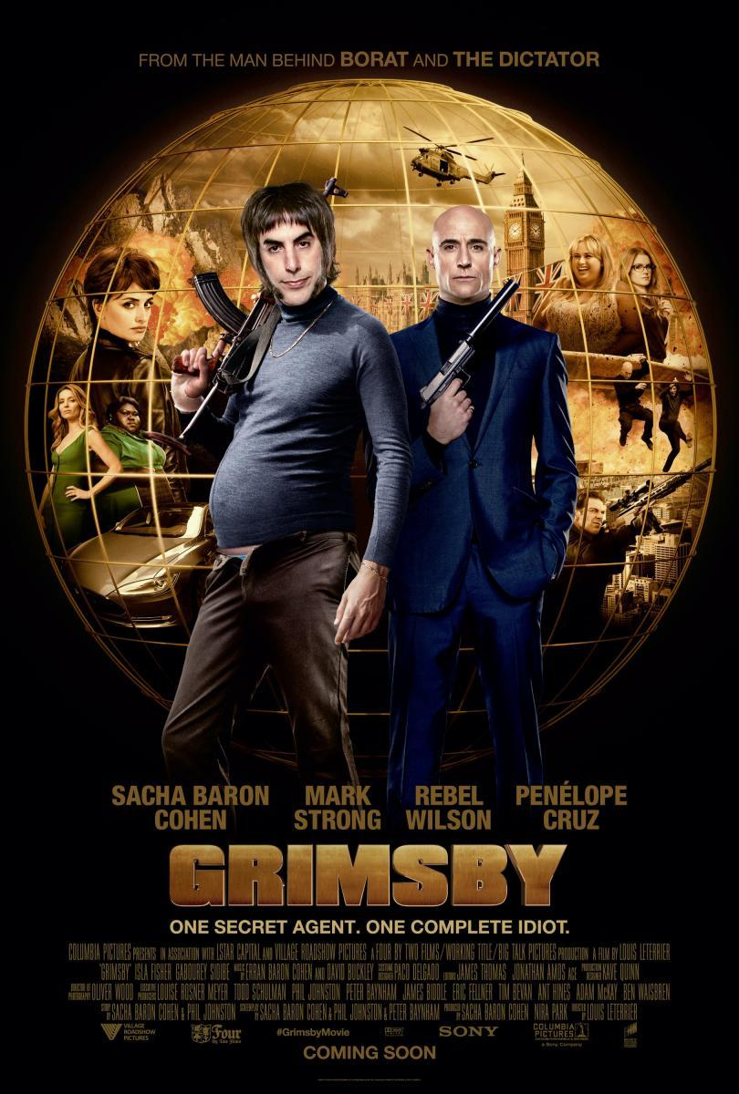 The Brothers Grimsby 2016 FRENCH HDRip