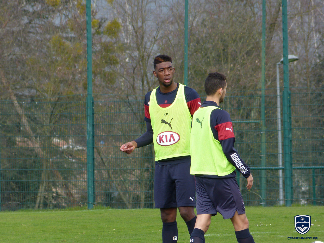 Cfa Girondins : Jean Ambrose quitte Bordeaux - Formation Girondins