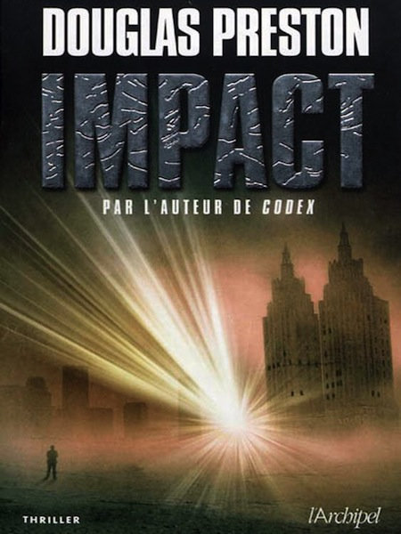 Impact by Douglas Preston audiobook 9 CD (2009)
