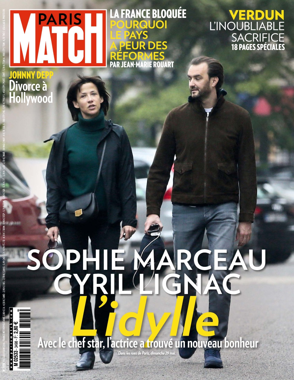 Paris Match N°3498 - 2 au 8 Juin 2016