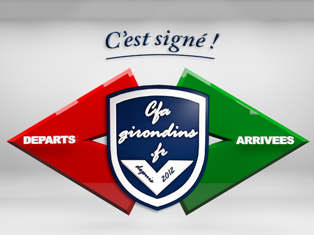 Cfa Girondins : Point mercato - Formation Girondins