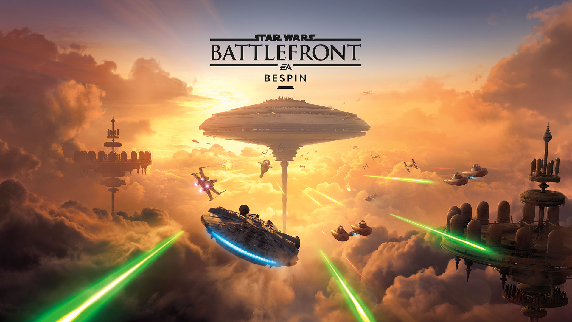 Star Wars Battlefront : Bespin