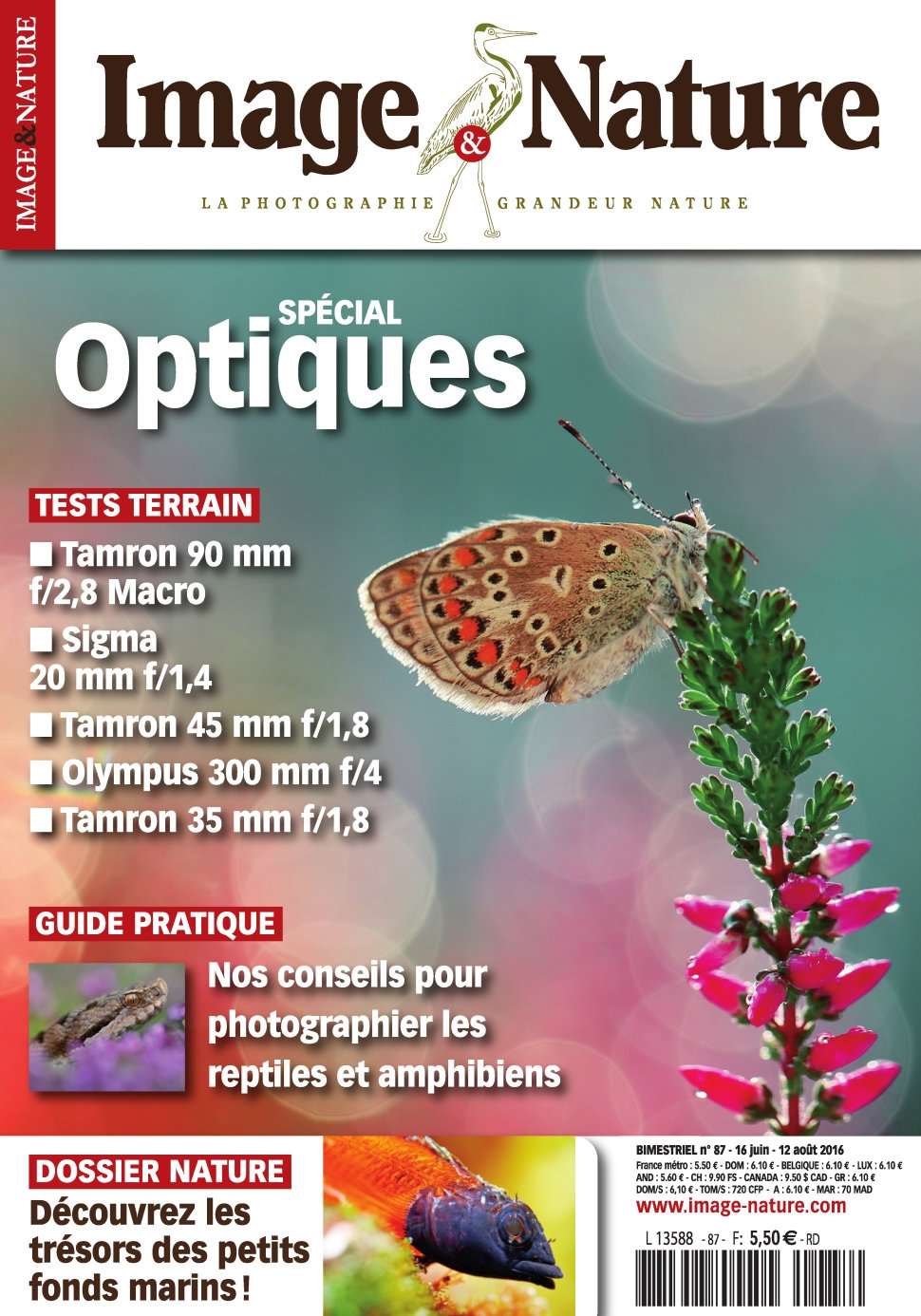 Image & Nature N°87 - Juillet/Aout 2016