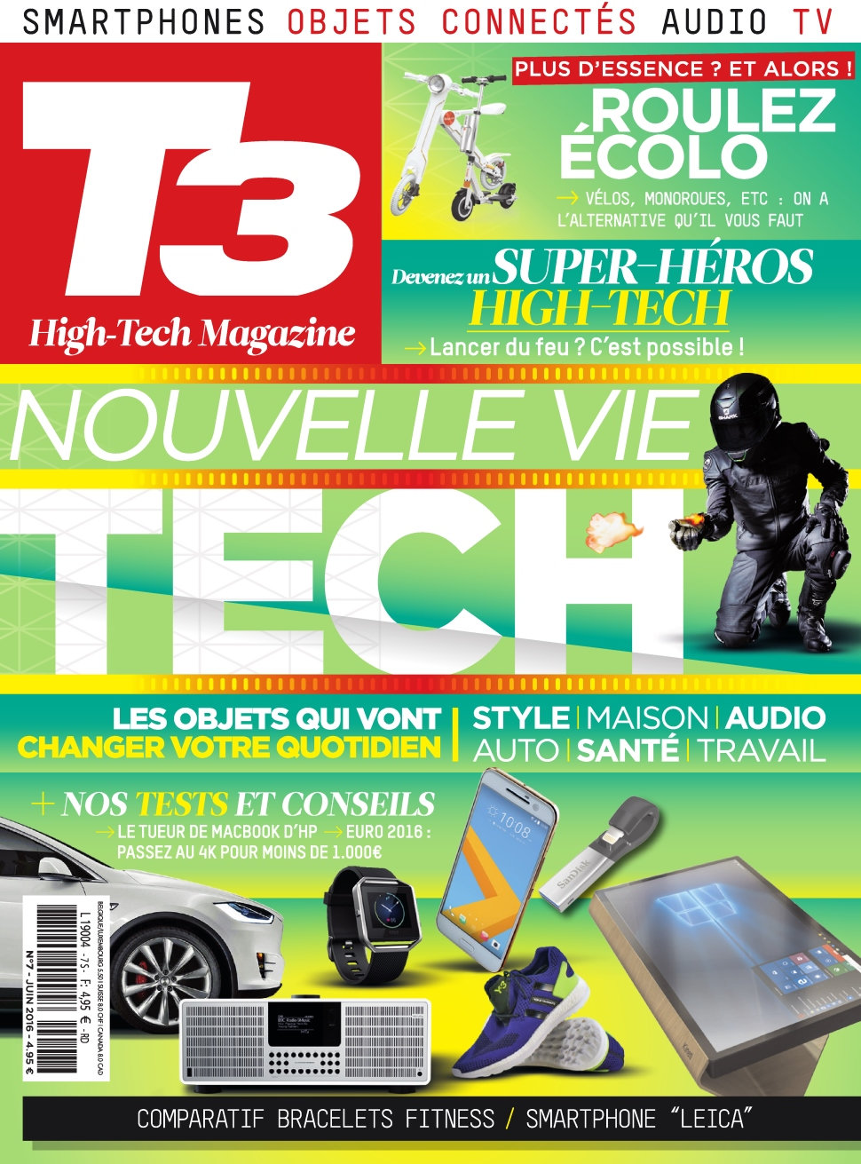 T3 HighTech Magazine N°7 - Juin 2016