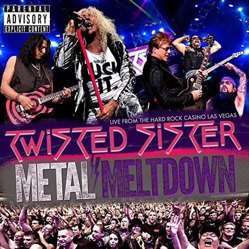 Twisted Sister : Metal Meltdown