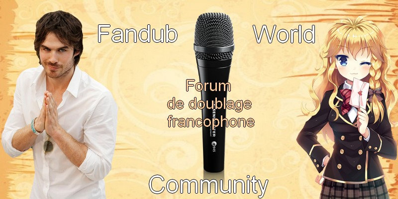 Fandub Community World