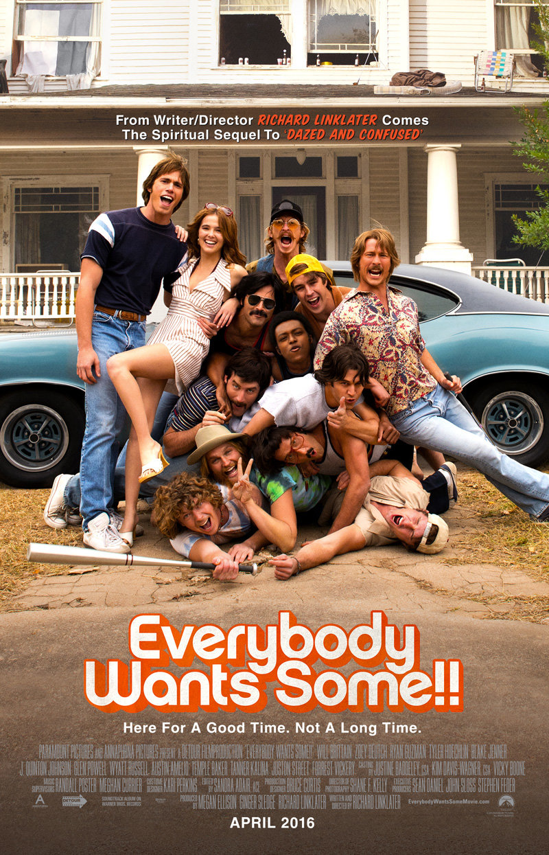 Everybody Wants Some 2016 FRENCH HDRip