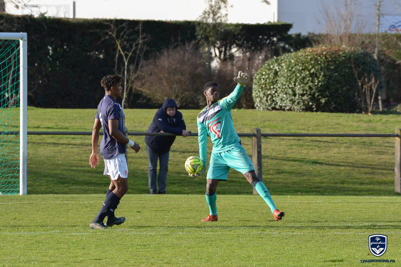 Cfa Girondins : Une victoire guadeloupéenne pour finir, Rouyard titulaire - Formation Girondins
