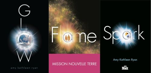 Mission Nouvelle terre - Amy Kathleen Ryan 3 Tomes