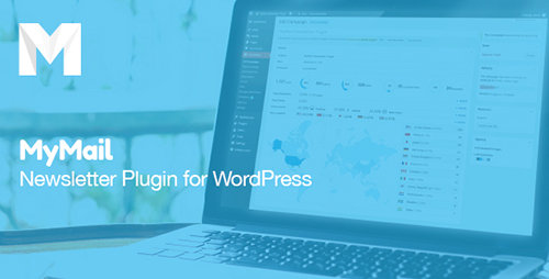 CodeCanyon - MyMail v2.1.20 - Email Newsletter Plugin for WordPress