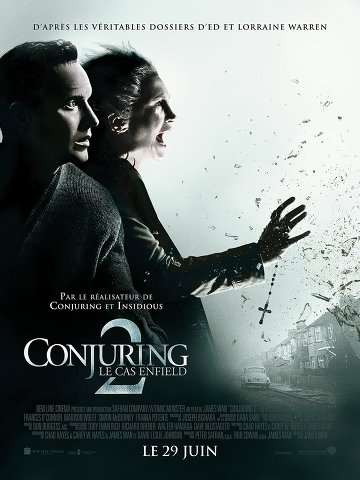 Conjuring 2 : Le Cas Enfield [BDRiP | FRENCH ]