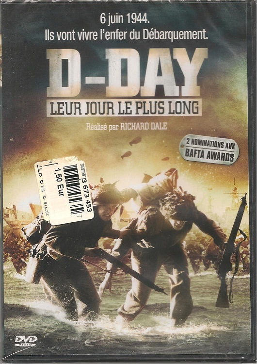 D-Day leur jour le plus long, DVD A3zf