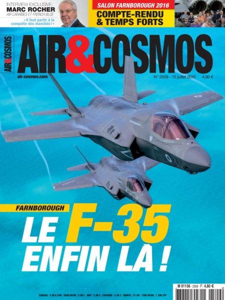 Air & Cosmos N°2509 - 15 au 21 Juillet 2016